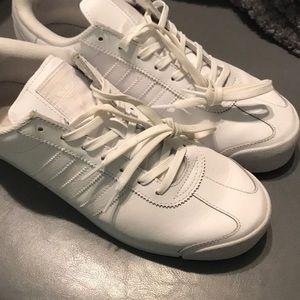 Le Adidas Originali In Bianco Poshmark Samoa.